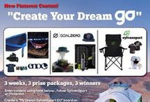 competitions... / Chances to win ENO products, festival tickets, and other cool stuff!