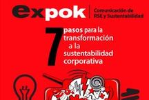 Nuestras portadas 2013 / by Expok Sustentabilidad y RSE