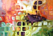 Glass Ideas and Tutorials / Fused and Stained Glass project ideas and tutorials. / by Tamara McDonald