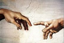 "master painters / ""Lord, grant that I may always desire more than I can accomplish."" ~ Michelangelo"