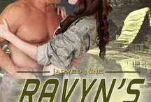 Ravyn's Flight / Science Fiction Romance published in 2002 / by Patti O'Shea