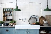 Byt. nápady. / pár nápadov, ktoré by som využila v dolnom byte. Kuchyňa. Kúpeľňa.
