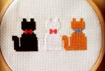 Stitch em / by Marloes Tobé