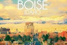 Travel | Idaho / Favorite eats, sights, and articles about Idaho.