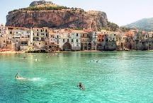 Travel | Sicily / Favorite things to eat, places to wander in Sicily.