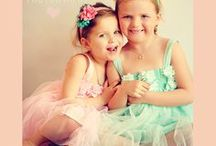 Girl Dresses For Easter / Easter Dress for Girls and Toddlers by Marili Jean