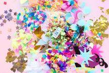 Confetti Happiness / confetti, confetti photography, confetti diys, confetti party, confetti background, confetti balloons, confetti poppers, confetti birthday, confetti wallpaper.