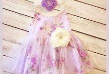 Spring Summer Clothing for girls / Spring 2018 Girl Fashion, Summer 2018 Girl Outfits, Fashion for Girls