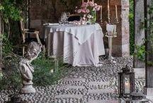 Italy | Romantic Getaways / Cozy, Romantic & Beautiful Vacation rentals for your next getaway in Italy!