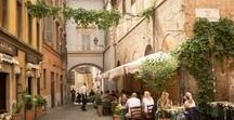 Where to Eat | Rome, Italy / All the best things to taste, places to eat & drink in Rome PLUS shopping for food lovers & culinary experiences not to be missed!