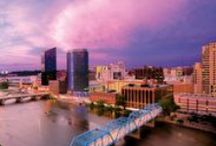 Reasons To Visit Grand Rapids / Come visit Grand Rapids and have the time of your life! / by Experience Grand Rapids Michigan