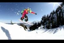 Snowboarding / Around Boarding..