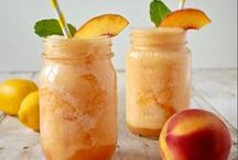 Beverages / A collection of recipes for all kinds of drinks.  Hot, cold, fruity, coffee flavored....they are all here! / by Lydia @ Thrifty Frugal Mom
