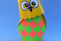 Cup Crafts for Kids / Crafts made from Styrofoam, plastic and paper cups / by Danielle's Place of Crafts