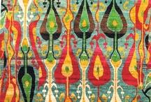 Fabrics, textiles / by Fernanda Saá