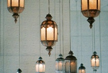 Lavish Lighting / Chandeliers, Table Lamps and Breathtaking Floor Lights! Get inspired! / by DesignerLivingOnline London
