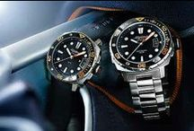 Divers' Watches / by WatchTime Magazine