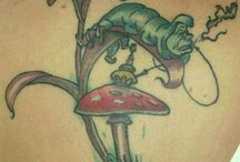 Tattoos / by Kayla Doré