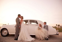Going to the chapel... / My Dream Wedding  / by Rose DiMatteo