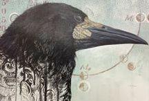 Raven and crow / by Tammie