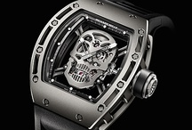 Skull Watches / by WatchTime Magazine