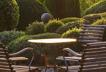 Garden Spaces / Get your garden gorgeous for the summer time. / by DesignerLivingOnline London
