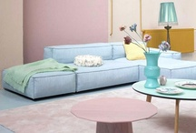 Pretty Pastels / by DesignerLivingOnline London