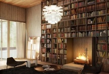 The Library / by DesignerLivingOnline London