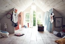 Attic Conversions / by DesignerLivingOnline London