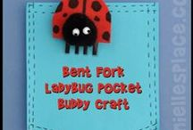Back to School Craft for Kids / Crafts and Activity for Back to School