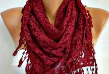 Fashion - Accessories / Scarves, hats, gloves, ect. / by Brenda Lincoln