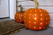 Halloween Decorating Ideas / Decorations for Halloween / by Brenda Lincoln