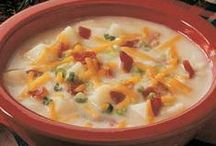 Foods - Soups / by Brenda Lincoln
