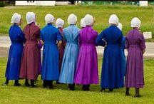 Amish (no faces) / by Paula Mountjoy