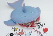 Jonah and the Whale Bible Crafts