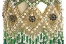 beaded ornaments / by Doreen Lyons