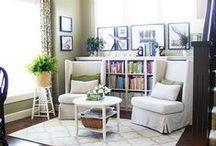 Kitchen, Dining and Living Rooms / by Cindy Tomblin
