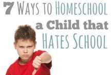 Homeschooling / by Lydia @ Thrifty Frugal Mom