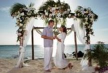 Weddings & Honeymoons / Weddings and white sand beaches…There is no better combination