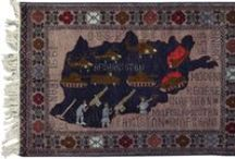 Rugs of War / Authentic Soviet Era War Rugs