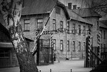 Auschwitz-Birkenau / Auschwitz, the  Nazi German concentration and extermination camp, is the most recognizable symbol of the Holocaust and place of genocide in the world.