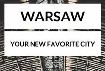 Warsaw / Capital city of Poland
