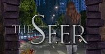 Erin R. Howard, Author / Supernatural/Fantasy Author  The Seer: Book 1 of The Kalila Chronicles will be released Feb 27, 2018