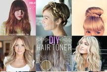 DownEast: hairstyles and color / by DownEast Basics