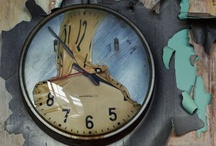 Keys and Clockwork / Tick tock goes the clock... / by Mandy Harmon