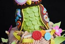 Gettin' crafty with cake / by Lori Rowley-Sipple