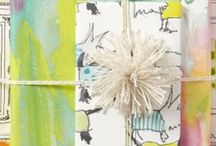 Wrap It Up / Gift wrapping Ideas and how-to.