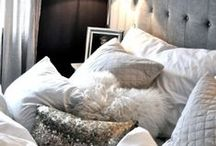 Bedroom Dreams / It's pretty simple. The most important room in your home. Make it a place you can relax.