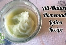 Recipes Homemade Health and Beauty / DIY heath and beauty tips / by Lisa - Condo Blues & Lazy Budget Chef