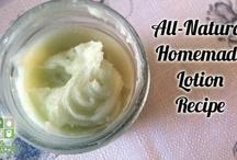 Recipes Homemade Health and Beauty / DIY heath and beauty tips / by Lisa - Condo Blues & Lazy Budget Chef